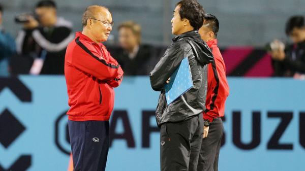 """HLV Park Hang-seo sẽ dùng chính """"điệp viên"""" Philippines để đánh bại Philippines?"""