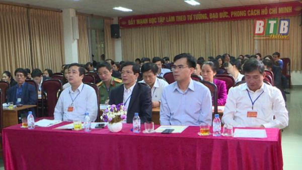 Thái Bình: Khai mạc kỳ thi nâng ngạch công chức