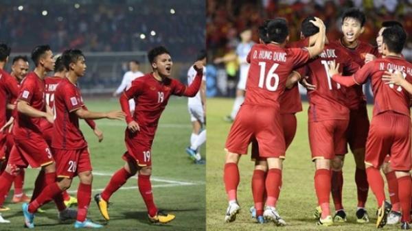 Càng chơi càng hay, tuyển thủ Việt Nam lọt top gương mặt xuất sắc nhất bán kết lượt đi AFF Cup 2018