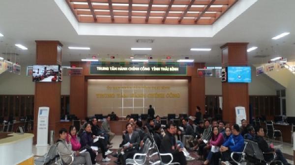 UBND tỉnh Thái Bình công bố 5 danh mục thủ tục hành chính thuộc thẩm quyền Sở Tài chính