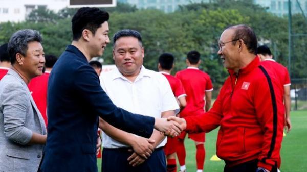 Huyền thoại Hàn Quốc về Việt Nam, tiếp lửa cho thầy trò Park Hang Seo trước trận tái đấu Philippines