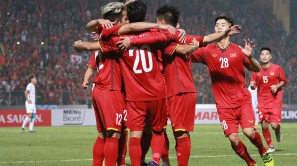 Giá trị chuyển nhượng cầu thủ Việt Nam tăng vọt sau AFF cup 2018?