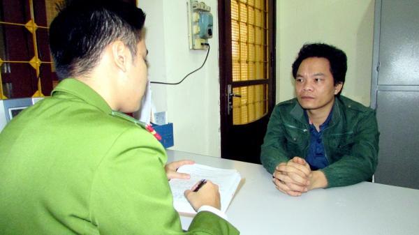 Bắt Giám đốc Công ty kiến trúc quê Thái Bình làm giả con dấu và tài liệu của cơ quan, tổ chức
