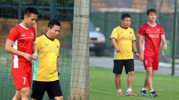 Thầy Park tiết lộ về chấn thương của Văn Toàn và Hùng Dũng, CĐV Việt Nam thở phào nhẹ nhõm