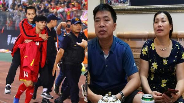 Trước trận bán kết lượt về, mẹ Văn Toàn tiết lộ thông tin đặc biệt khiến triệu fan bất ngờ