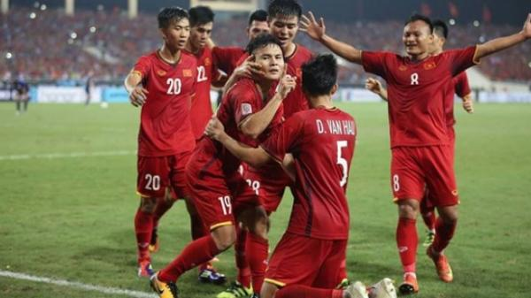 Vào chung kết AFF Cup, ĐT Việt Nam lập tức được thưởng nóng số tiền quá khủng