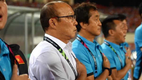 HLV Park Hang-seo nhận thất bại bất ngờ tại AFF Cup 2018