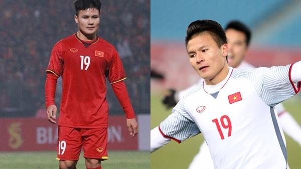 Quang Hải luôn mặc một chiếc áo dài tay bên trong áo đấu, lý do là đây