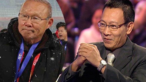 MC Lại Văn Sâm đăng stt 'yêu ông Park lắm' lập tức bị con trai Hải Đăng bóc phốt: Bố từng chê ông Park mà!