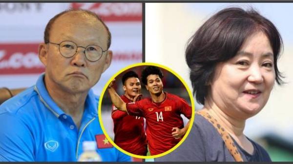 Hóa ra không phải Park Hang Seo, vợ của ông mới là 'công thần' giúp Việt Nam tạo kỳ tích