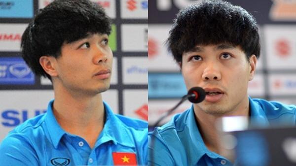 """Công Phượng: """"Sức ép từ 8 vạn CĐV Malaysia sẽ tạo động lực và sự hưng phấn để ĐT Việt Nam thi đấu tốt"""""""