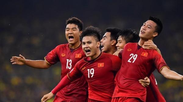 Giành lợi thế cực lớn trước Malaysia, Việt Nam chạm 1 tay đến chức vô địch AFF Cup 2018