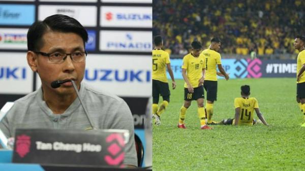 """Hòa hú vía trên sân nhà, HLV Malaysia vẫn lớn tiếng """"đánh sập"""" Việt Nam ở trận chung kết lượt về"""