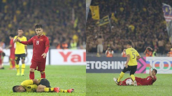 Chung kết AFF Cup lượt về ĐT Việt Nam có mấy cầu thủ dính thẻ, có ai bị treo giò?