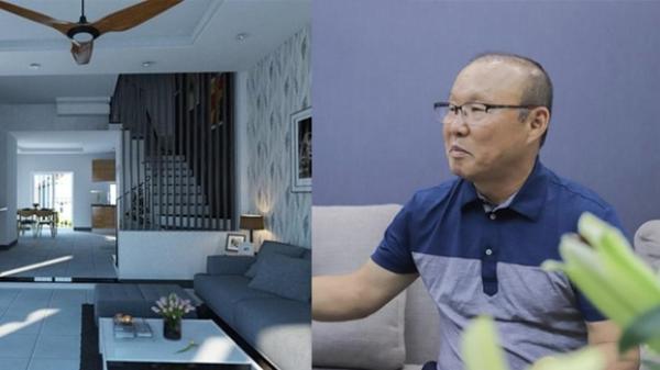 Nhận mức lương 800 triệu/tháng nhưng tổ ấm của HLV Park Hang Seo lại giản dị không ngờ