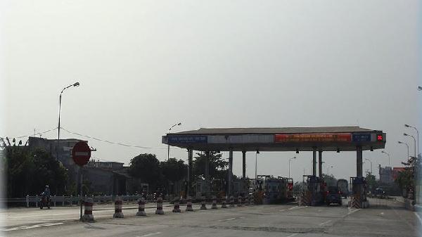 Chuẩn bị thu phí trạm BOT Tiên Cựu trên QL10 đoạn Hải Phòng-Thái Bình