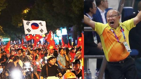 Báo Hàn tin tưởng thầy trò HLV Park sẽ hiện thực hóa được giấc mơ không tưởng cho NHM Việt Nam
