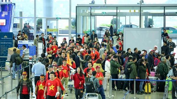 CĐV miền Nam có thể ra Mỹ Đình xem chung kết Việt Nam đối đầu Malaysia nhờ điều này