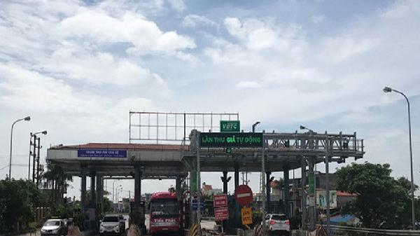 Thái Bình: Buộc di dời BOT Tân Đệ, sẽ xây dựng trạm mới tuyến tránh Đông Hưng
