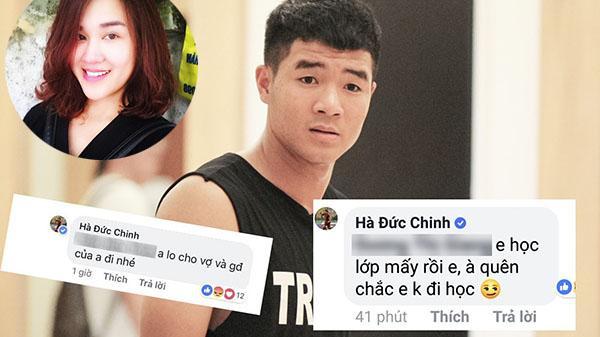 """Tìm ra loạt bằng chứng FB Chinh Đen bị quản lý tự tiện lấy, dùng ngôn ngữ """"chợ búa"""" nói chuyện với fan"""