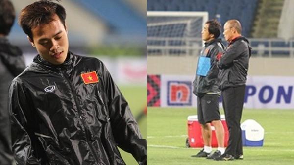 Chung kết AFF Cup 2018: Thầy Park đón tin vui từ Ngọc Hải và Văn Toàn