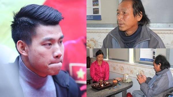 """Bố Văn Thanh: """"Nhiều lúc gia đình tôi cảm thấy tủi thân lắm, giải AFF này chỉ có người thân ngồi xem với nhau"""""""