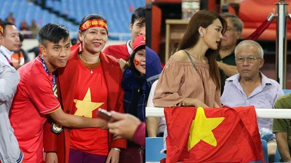 Dàn bạn gái của cầu thủ chúc mừng đội tuyển Việt Nam vô địch