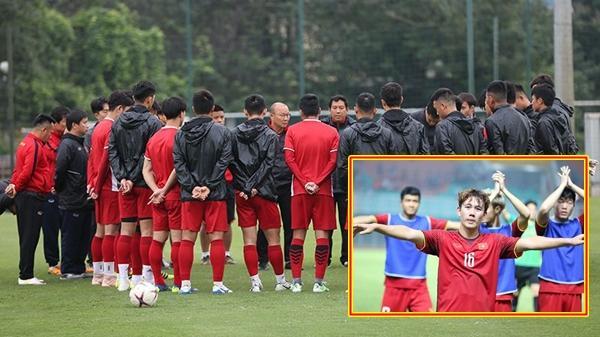 Đây chính là đội hình chính thức tham gia Asian Cup 2019, toàn tên không ngờ, hy vọng qua vòng bảng