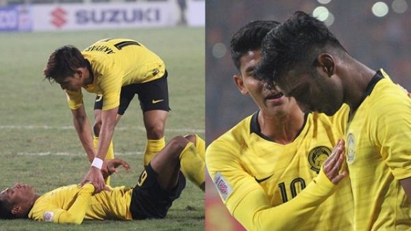 2 ngày sau thất bại trước ĐT Việt Nam, cầu thủ Malaysia vẫn suy sụp tinh thần đến mức này