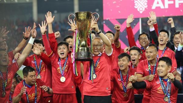 Vô địch AFF Cup, tuyển Việt Nam tắm trong mưa tiền thưởng