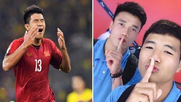 Bỏ lỡ hàng loạt cơ hội ghi bàn, Hà Đức Chinh bất ngờ vượt mặt Bùi Tiến Dũng để trở thành cầu thủ hot nhất MXH