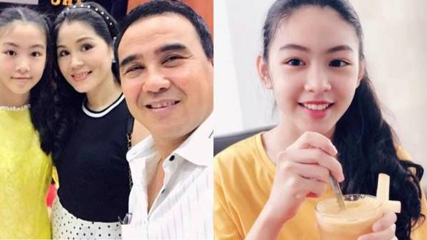 Rụng tim màn khoe cận mặt con gái lớn của bà xã Quyền Linh, càng lớn càng xinh như hoa hậu