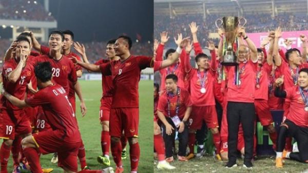 Trang chủ FIFA chúc mừng thầy trò HLV Park: Đây là kỷ nguyên thành công chưa từng có của bóng đá Việt Nam
