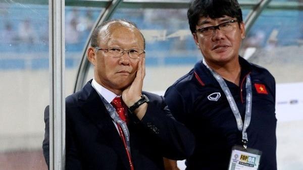 """""""HLV Park Hang-seo đã từng sợ bị tuyển Việt Nam đuổi việc"""""""