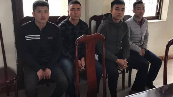 Bắt 1 trong 4 thanh niên quê Thái Bình đánh người nhập viện rồi bỏ trốn sa lưới