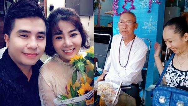 Mai Phương rạng rỡ đi diễn, nghệ sĩ Lê Bình ngày càng gầy trong thời gian điều trị ung thư phổi