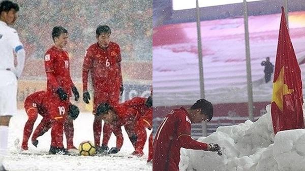 Công bố 5 hình ảnh fair-play của bóng đá Việt Nam 2018, bức ảnh đắt giá nhất làm 90 triệu người phải rơi lệ