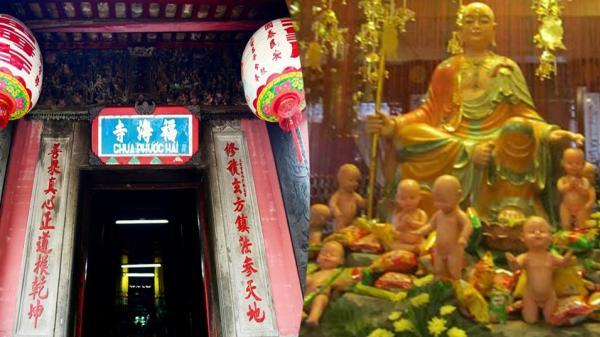 """Những ngôi chùa """"xin con"""" nổi tiếng linh thiêng nhất Việt Nam"""