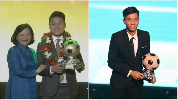 NÓNG! Quả bóng Vàng Việt Nam 2018 CHÍNH THỨC lộ diện: Không phải Công Phượng