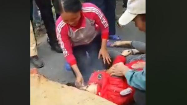 Thái Bình: Va chạm với xe tải, đôi nam nữ 2K t.ử v.ong tại chỗ