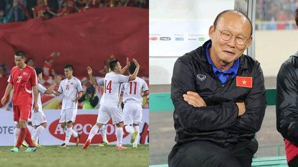 Việt Nam 1-1 Triều Tiên: Cuộc thử nghiệm thành công trước thềm Asian Cup 2019