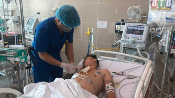 Thái Bình: Bệnh viện Đa khoa Thái Bình cứu sống bệnh nhân bị d.ao đ.âm trúng tim