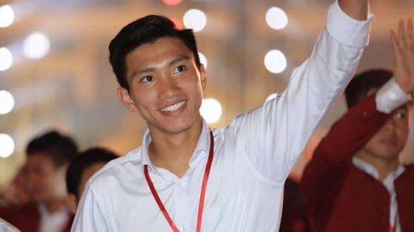 Đoàn Văn Hậu quê Thái Bình chính thức bước vào câu lạc bộ 'triệu like' của dàn sao ĐTVN
