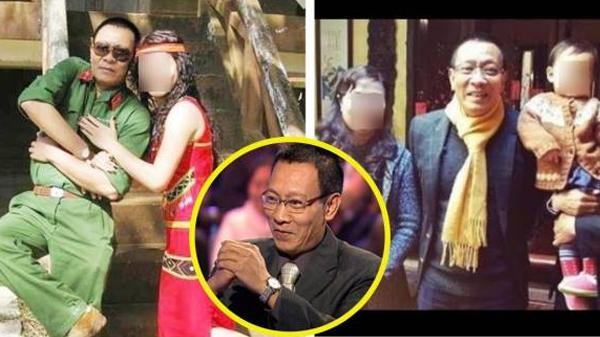 Nổi tiếng nhưng chưa bao giờ công khai, vén màn bí ẩn về vợ tào khang của MC Lại Văn Sâm