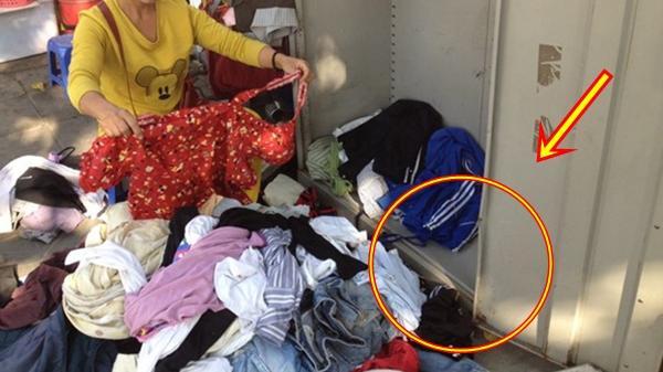 Vợ qua đời, chồng dọn tủ quần áo, thấy điều kinh dị rợn người…