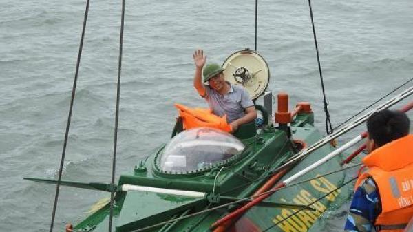 Tàu ngầm ''made in Vietnam'' ấp ủ giấc mơ ra Trường Sa