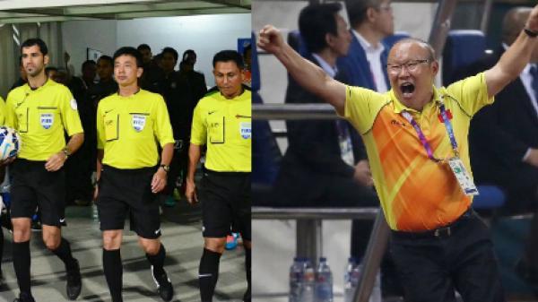 Trọng tài bắt chính trận đối đầu Iraq từng gặp Việt Nam tại AFF Cup
