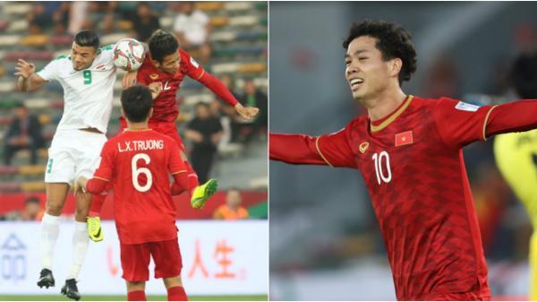Toàn đội kiên cường còn Công Phượng rực sáng, Việt Nam giành kết quả vô cùng đáng khen trước cựu vô địch châu Á