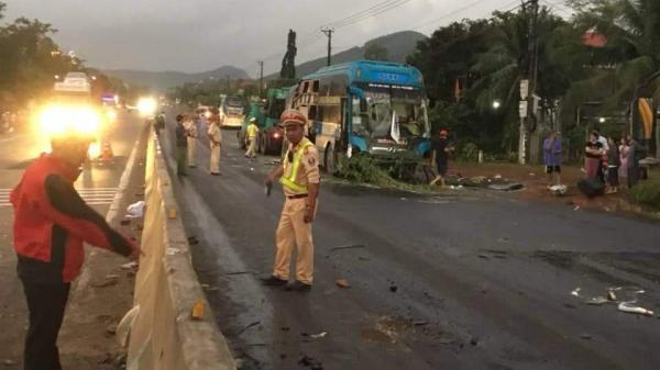 Tình tiết bất ngờ 2 xe khách Gia Lai va chạm kinh hoàng: Cùng một chủ xe