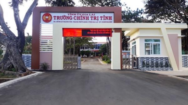"""Gia Lai: Trộm cạy cửa đột nhập, Trường Chính trị tỉnh """"bốc hơi"""" hơn nửa tỉ đồng"""